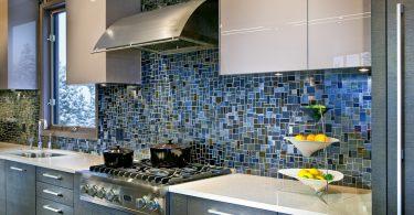Кухонная мозаика. Самые свежие решения для вашего интерьера