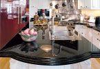 Кухонная столешница из гранита - шикарное дополнение