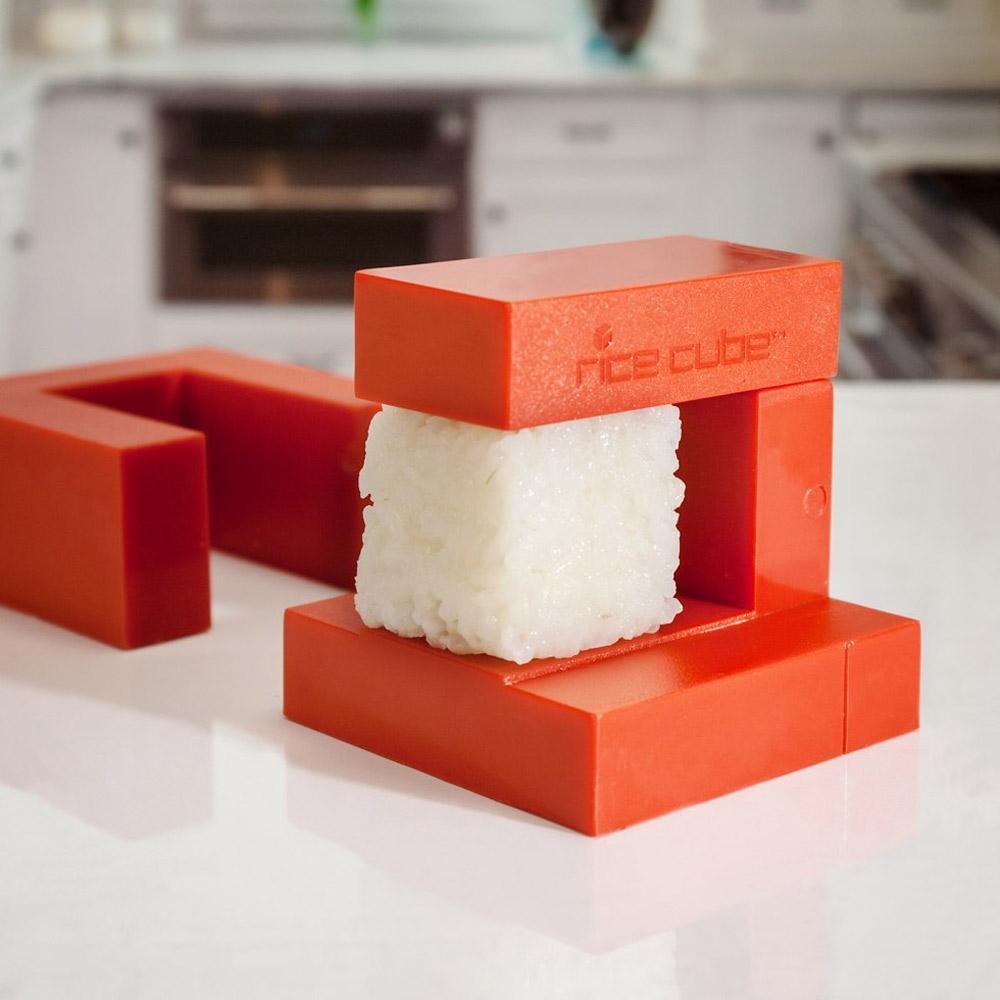Кухонный гаджет: рисовый куб