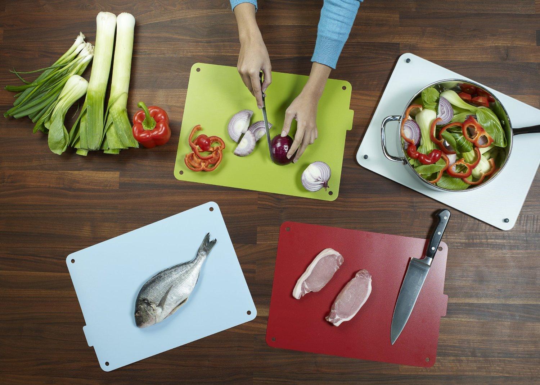 Кухонный гаджет: мульти-набор разделочных досок
