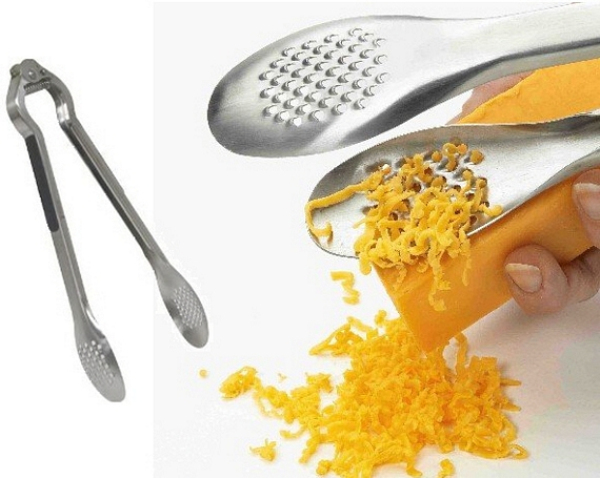 Кухонный гаджет: тёрка для сыра