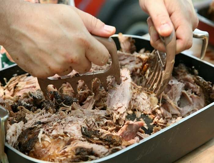 Кухонный гаджет: приспособление для разделения волокон мяса