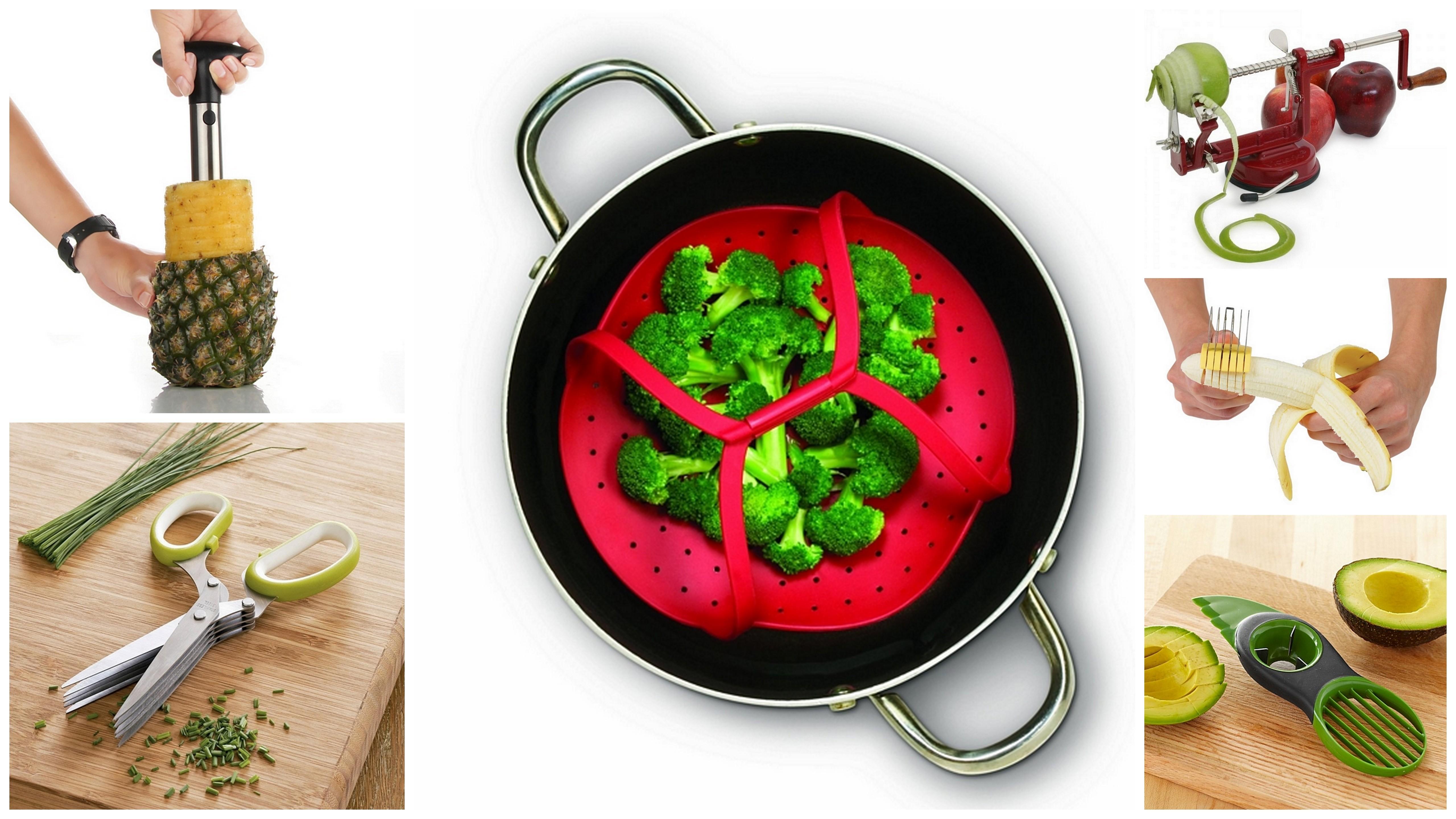 Различные современные гаджеты для кухни