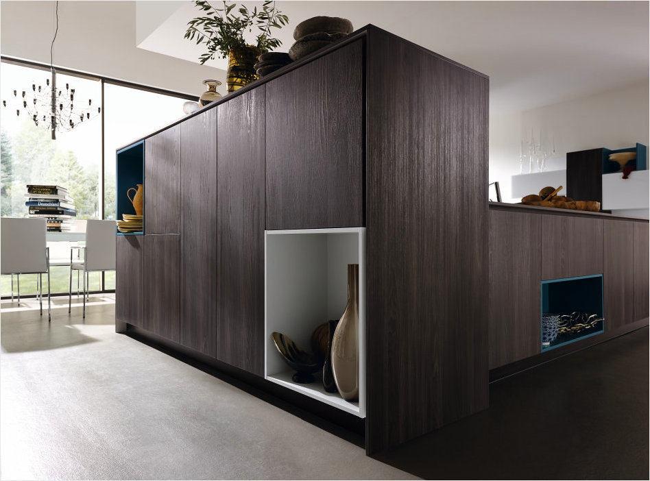 Кухонные гарнитуры от Alno