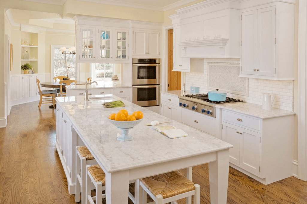 Дизайн кухонного острова. Фото 3
