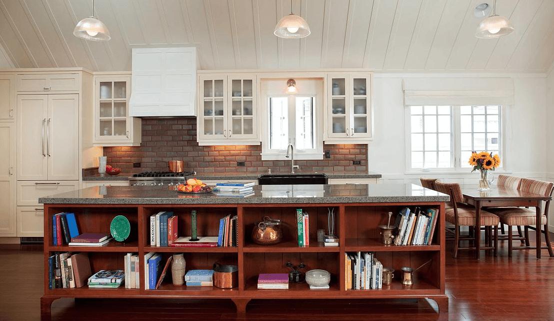 Дизайн кухонного острова. Фото 22