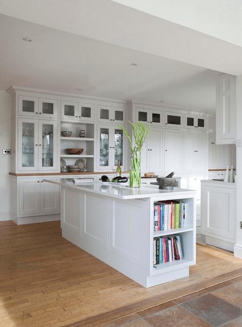 Дизайн кухонного острова. Фото 23