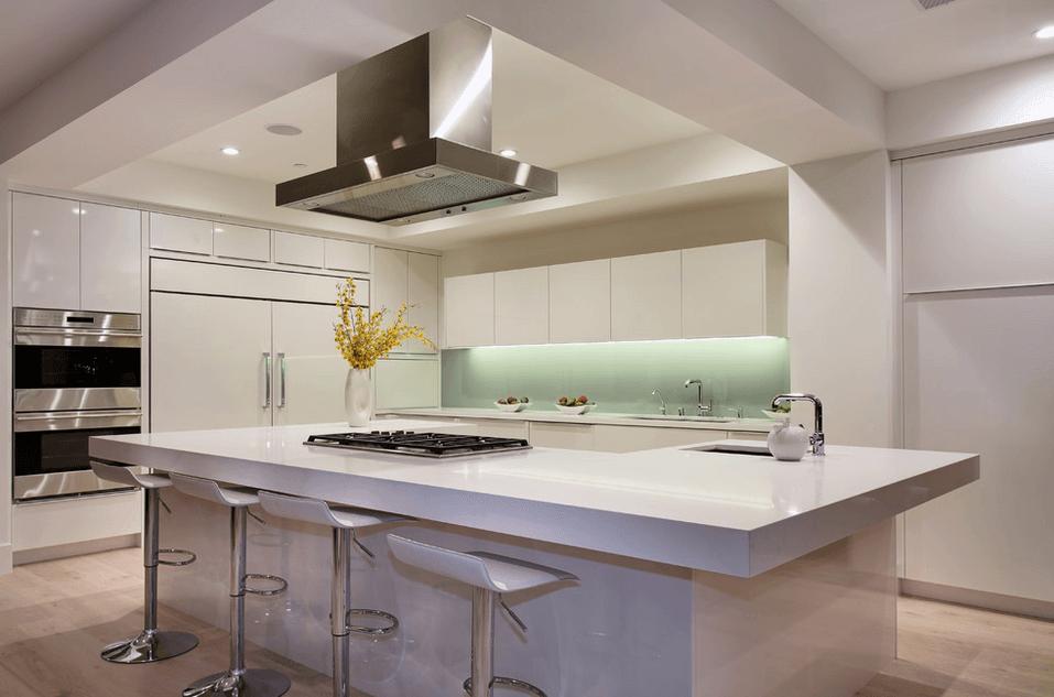 Дизайн кухонного острова. Фото 36