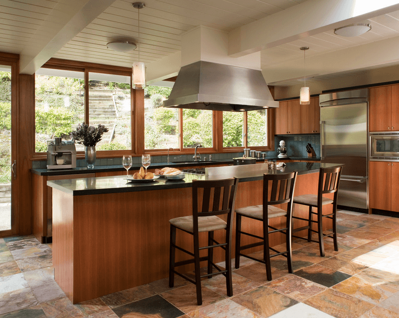 Кухонный остров Фотоидеи дизайна