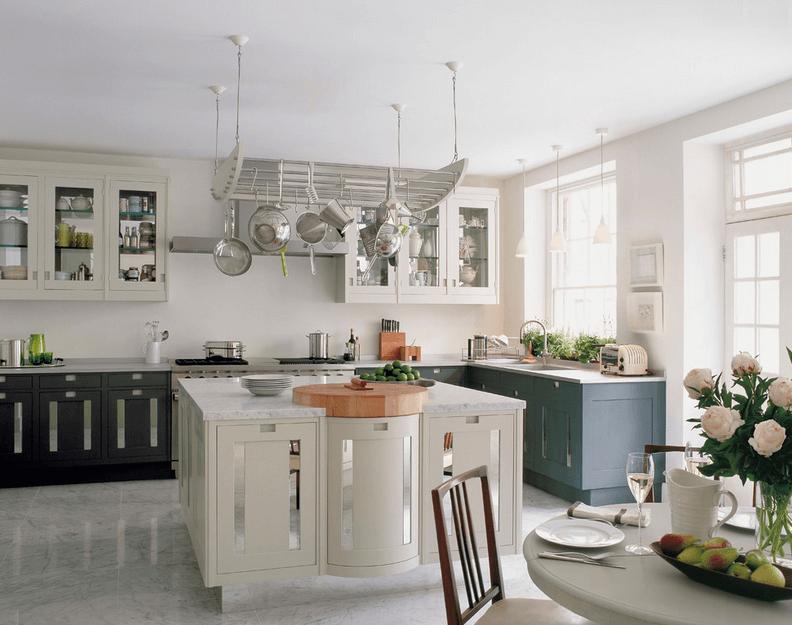 Дизайн кухонного острова. Фото 40