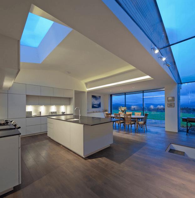 Дизайн кухонного острова. Фото 43