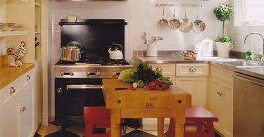 Кухонный остров в маленькой кухне: выбираем подходящий