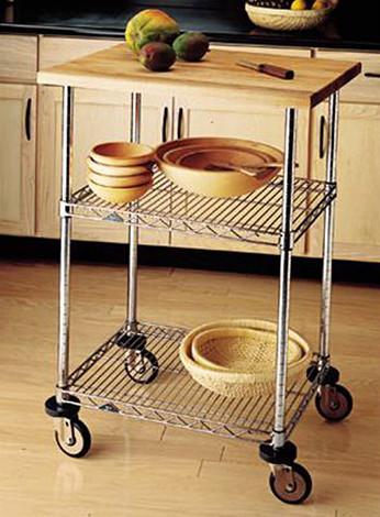 Дизайн кухонного острова для маленькой кухни - Фото 6