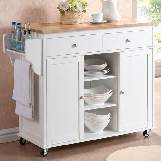 Дизайн кухонного острова для маленькой кухни - Фото 9