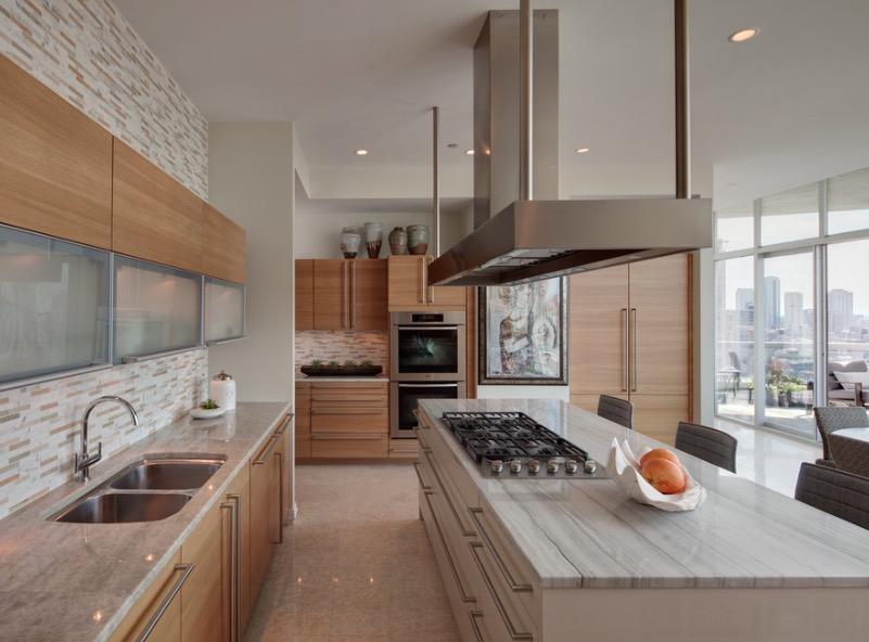 Оформление кухонных столешниц. Фото 4