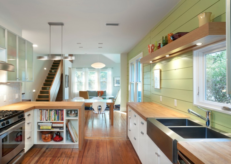 Оформление кухонных столешниц. Фото 8