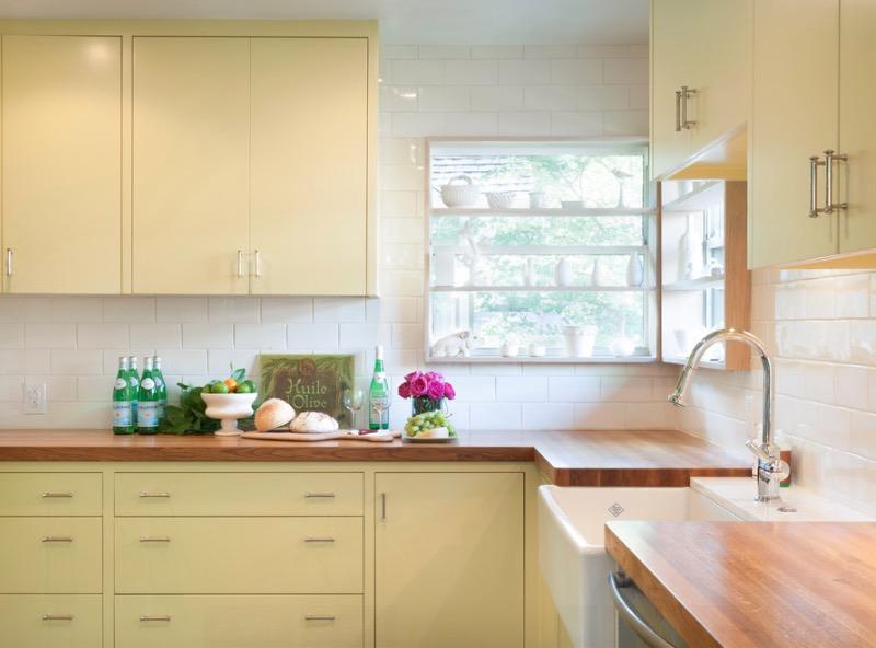 Оформление кухонных столешниц. Фото 11