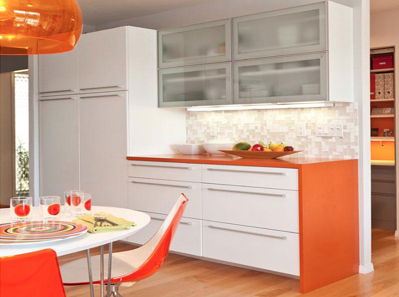 Оформление кухонных столешниц. Фото 13