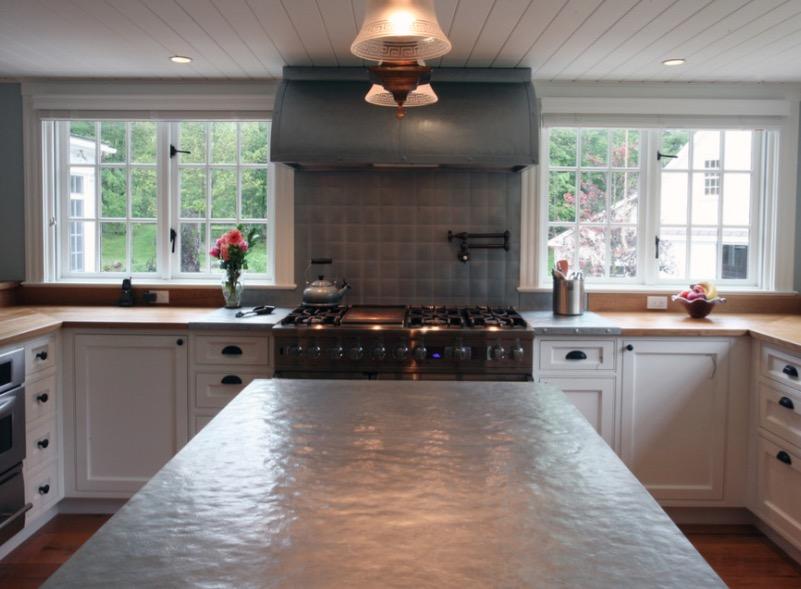 Оформление кухонных столешниц. Фото 25