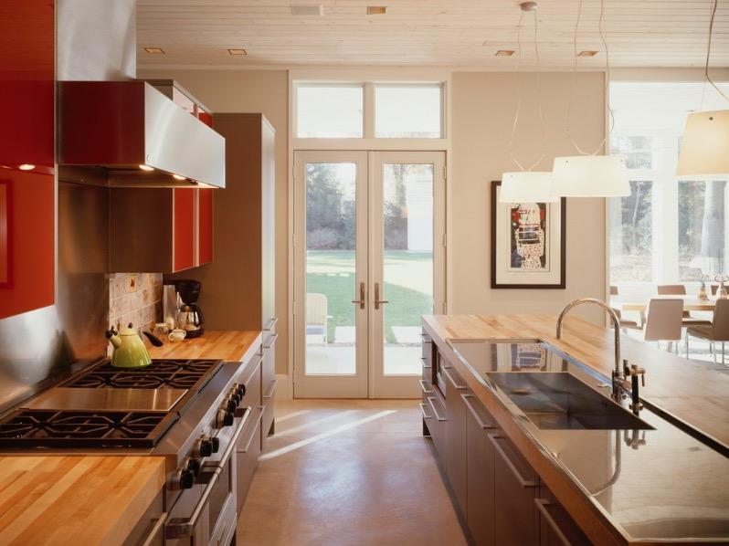 Оформление кухонных столешниц. Фото 30
