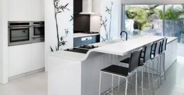 Кухонные столешницы как украшение современных домов