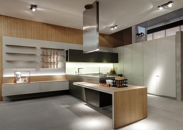 Современный дизайн кухни Icon
