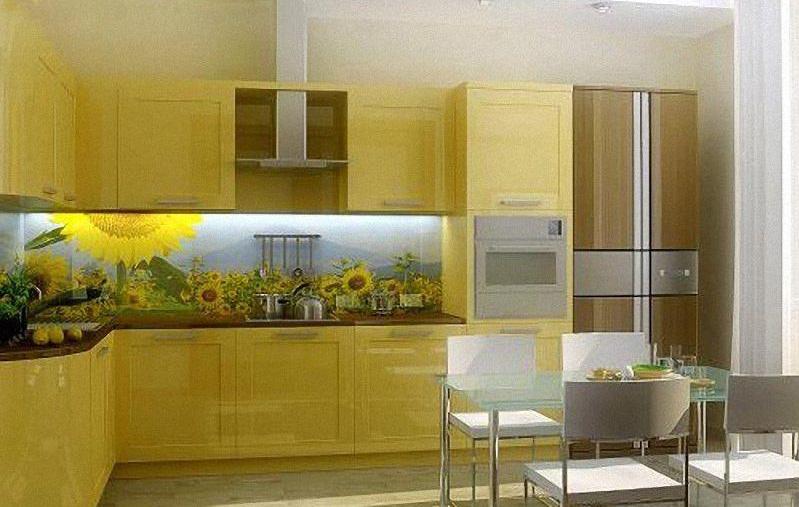 Картинки природы для кухонного фартука