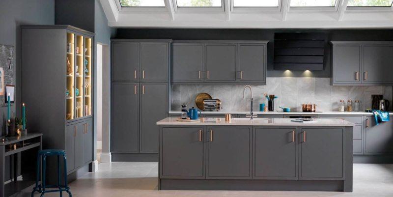 Стильные идеи дизайна интерьера кухни
