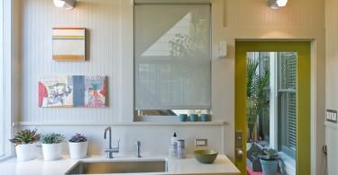 Современный дизайн интерьера кухни от студии Justrich Design