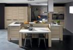 Стильный модерн в интерьере кухни от Arthur Bonnet