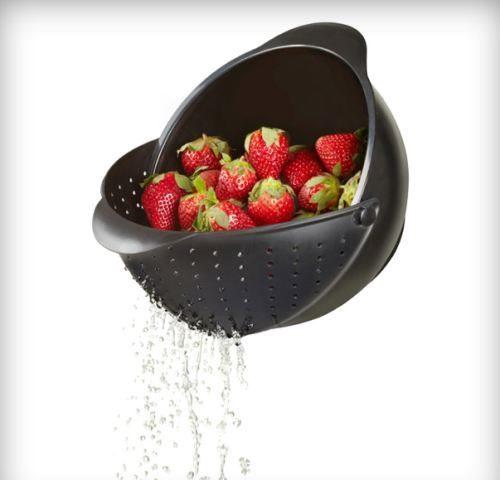 Чаша с фильтром для промывки продуктов