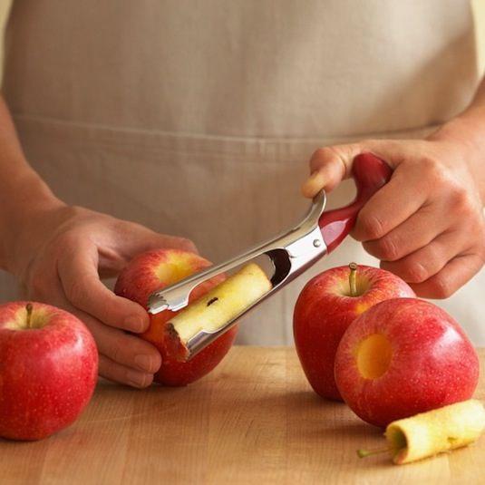 Бур для очистки яблока