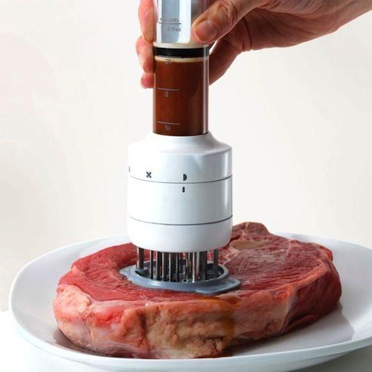 Приспособление для мариновки мяса