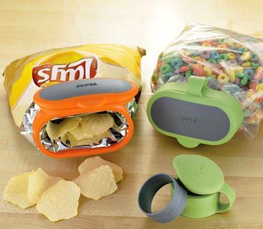 Мешки для хранения чипсов