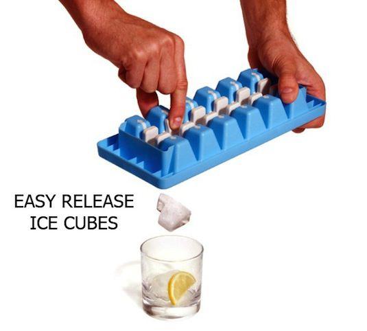 Современный лоток для льда