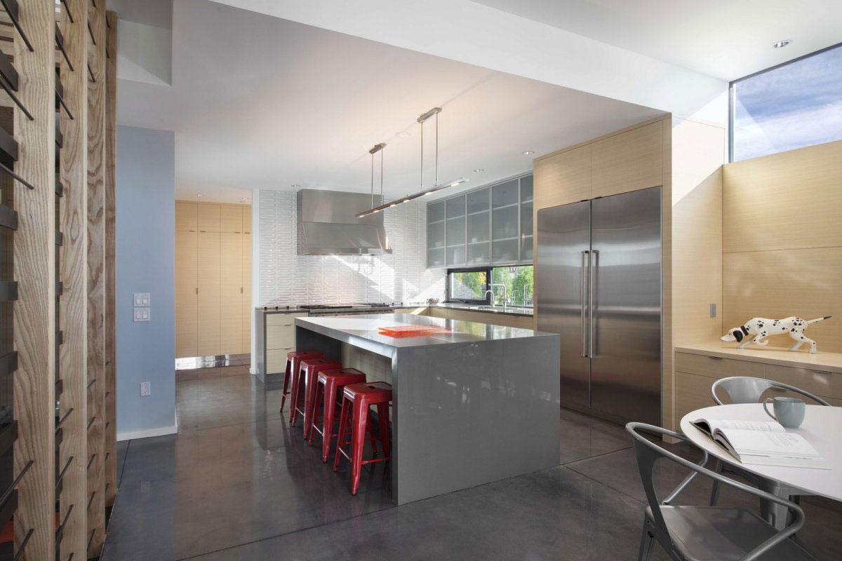 Мраморные столешницы для интерьера кухни - Фото 1