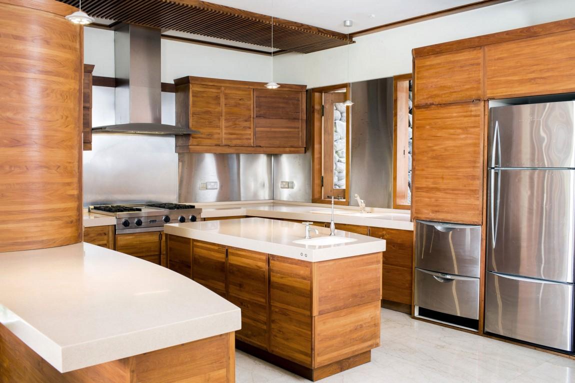 Мраморные столешницы для интерьера кухни - Фото 2