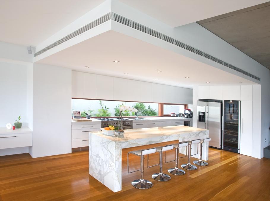 Мраморные столешницы для интерьера кухни - Фото 3