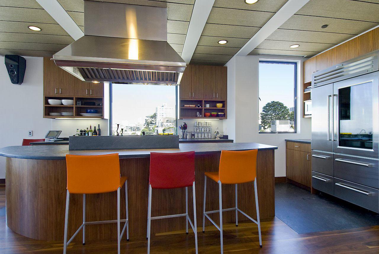 Мраморные столешницы для интерьера кухни - Фото 4