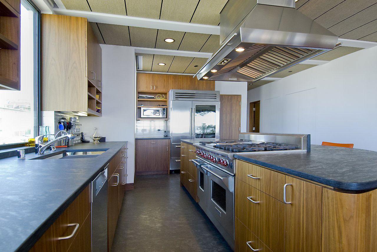 Мраморные столешницы для интерьера кухни - Фото 5