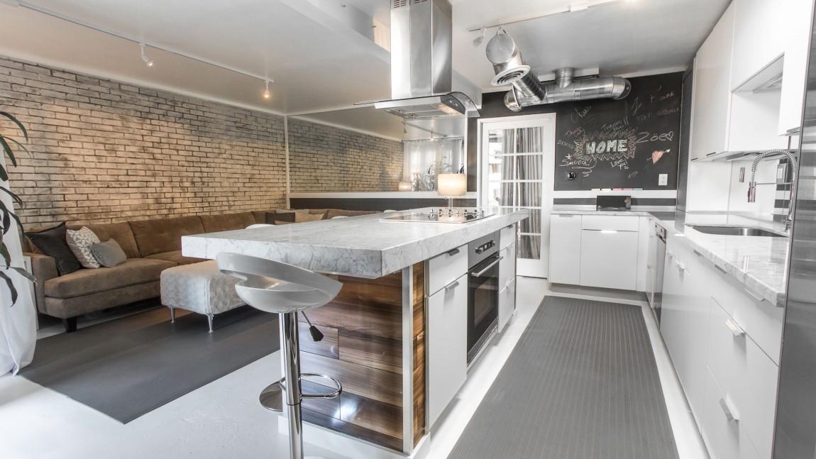Мраморные столешницы для интерьера кухни - Фото 6