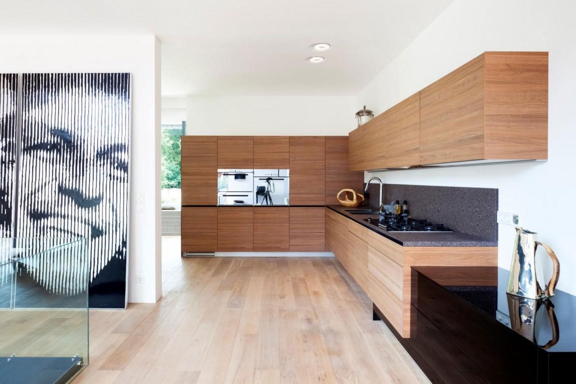 Мраморные столешницы для интерьера кухни - Фото 19