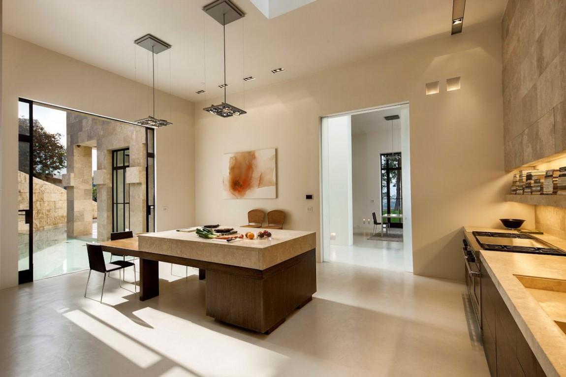 Мраморные столешницы для интерьера кухни - Фото 30