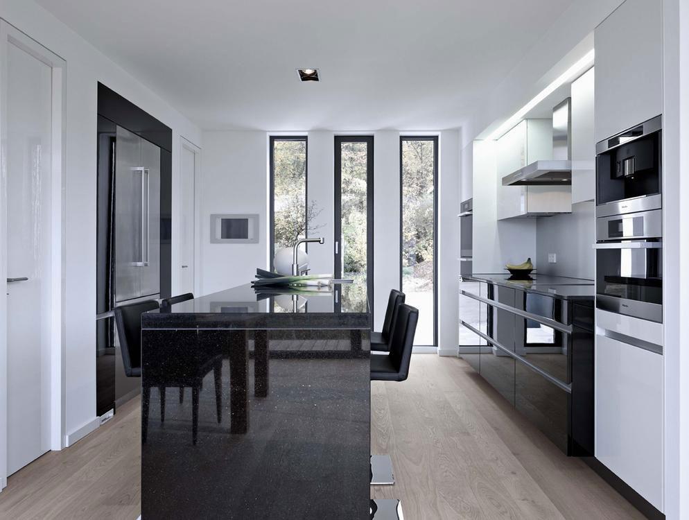 Мраморные столешницы для интерьера кухни - Фото 32