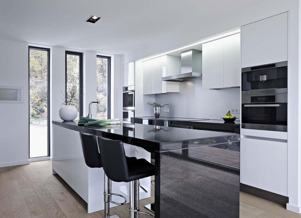 Мраморные столешницы для интерьера кухни - Фото 33