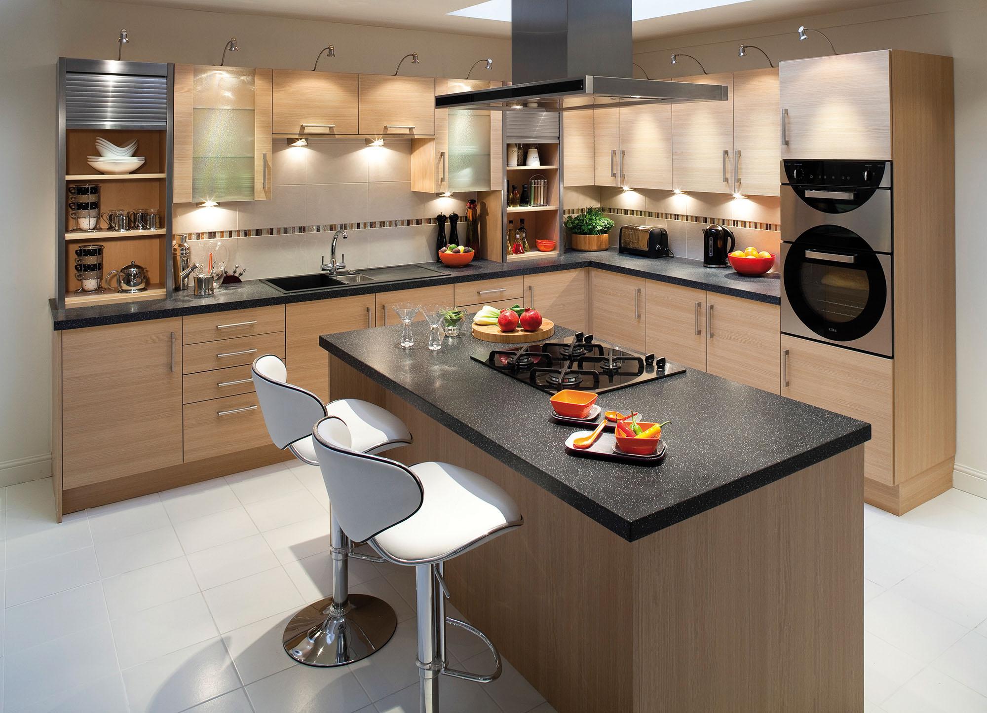 Мраморные столешницы для интерьера кухни - Фото 35
