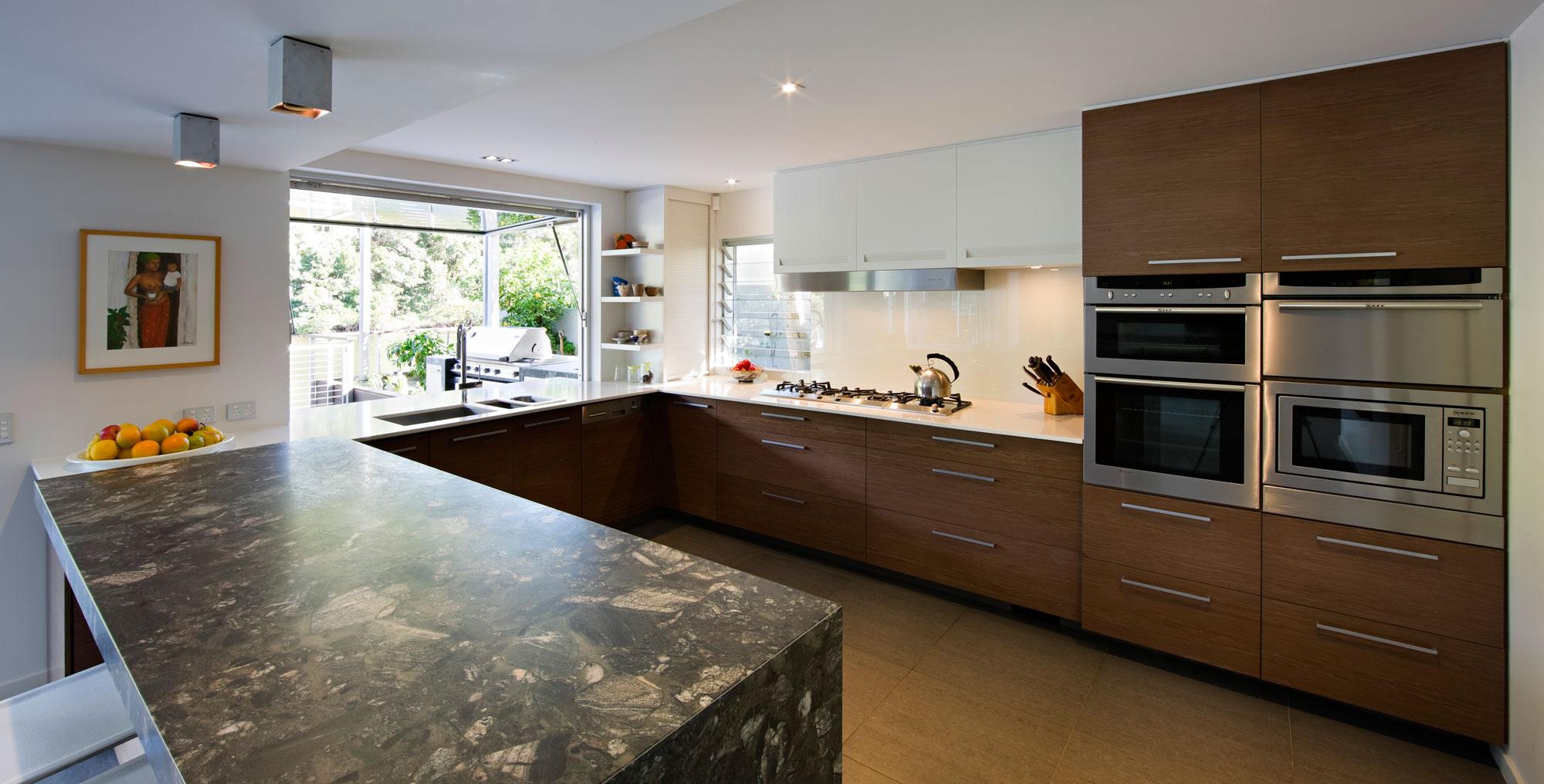 Мраморные столешницы для интерьера кухни - Фото 40