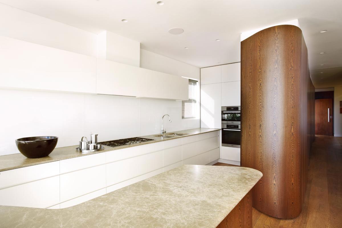 Мраморные столешницы для интерьера кухни - Фото 42