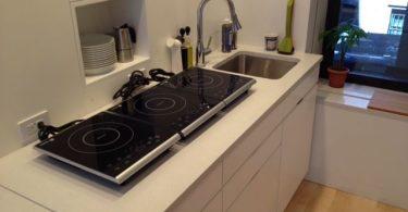 Новая бытовая техника для кухни - портативная индукционная панель