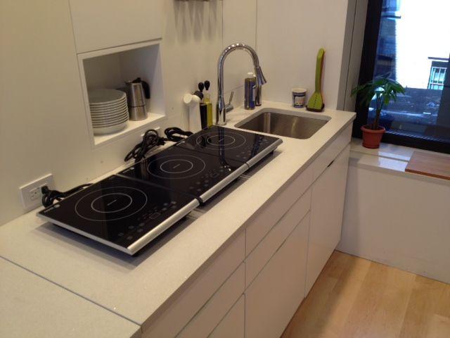 Новая бытовая техника для кухни: индукционная панель